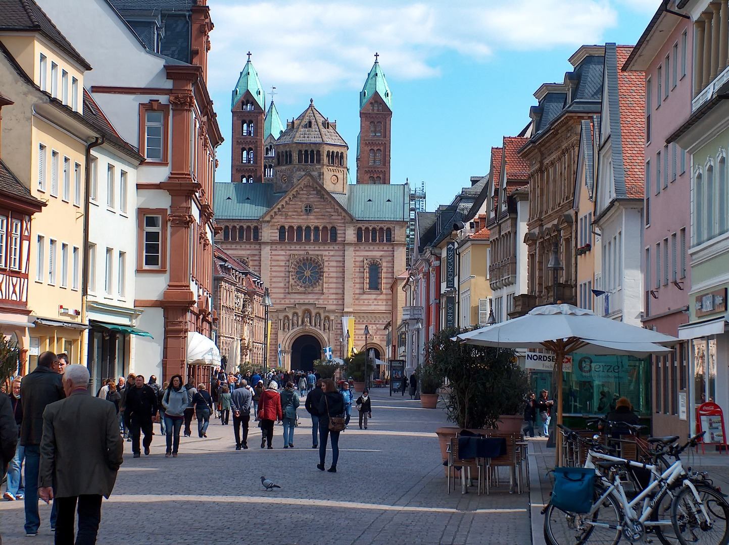 Want to see Palaces? Visit Germany.